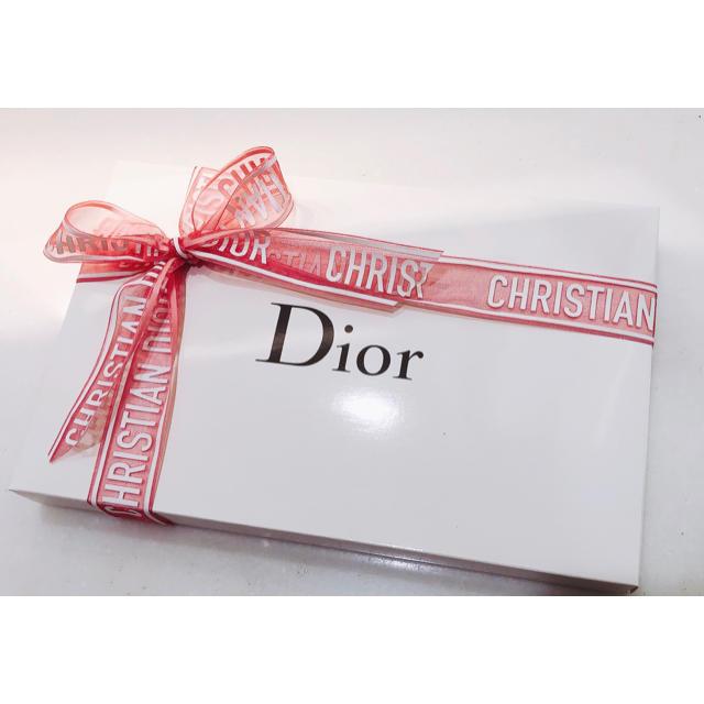 Dior(ディオール)のDIOR ディオール  限定♡シースルーポーチ/ノベルティポーチ  レディースのファッション小物(ポーチ)の商品写真
