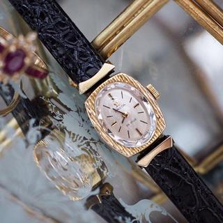 オメガ(OMEGA)の美品♦︎OMEGA デビル カットガラス 新品ベルト♦︎agete ロレックス (腕時計)