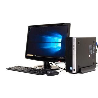 ヒューレットパッカード(HP)のHP ProDesk 400 G6 SF デスクトップPC(デスクトップ型PC)