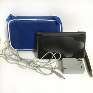 ニンテンドーDS(ニンテンドーDS)のDSi LL ダークブラウン/本体(携帯用ゲーム機本体)