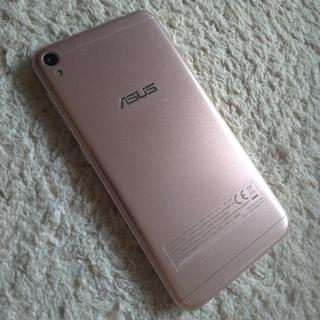 エイスース(ASUS)の☆ZB501KL⑰ASUS Zenfone Live  ZB501KL A007(スマートフォン本体)