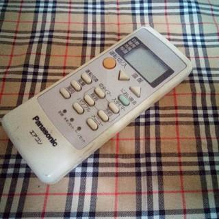 パナソニック(Panasonic)のナショナル  エアコンリモコン A75C3308(エアコン)