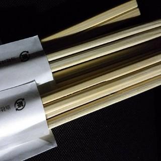 割り箸(カトラリー/箸)
