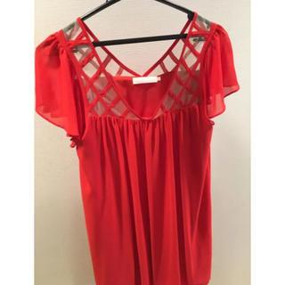 レイビームス(Ray BEAMS)のドレス(ミディアムドレス)