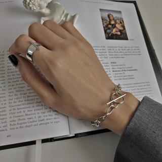フリークスストア(FREAK'S STORE)のsv925 chain bracelet(ブレスレット/バングル)