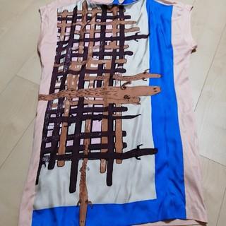 ツモリチサト(TSUMORI CHISATO)のツモリチサト TSUMORI CHISATO ワンピース(ひざ丈ワンピース)