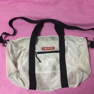 シュプリーム(Supreme)のSupreme Mesh Duffle Bag(ドラムバッグ)