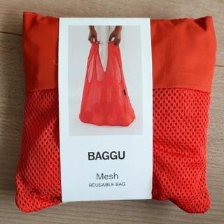 トゥモローランド(TOMORROWLAND)の新品未使用 Baggu メッシュ トマト Standard(エコバッグ)