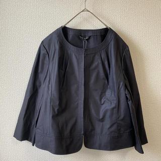 ニジュウサンク(23区)の大きいサイズ 23区 ノーカラージャケット 未使用おまとめ(ノーカラージャケット)
