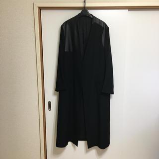 ヨウジヤマモト(Yohji Yamamoto)のB Yohjiyamamoto 19aw ギャバ ロングコート(その他)