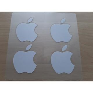 アイフォーン(iPhone)のapple ステッカー iPhone7、8付属品(その他)