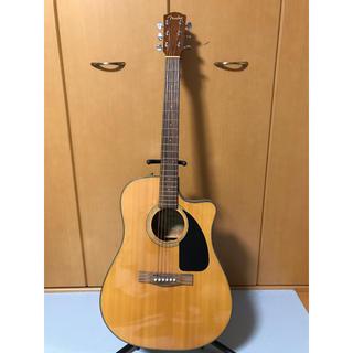 フェンダー(Fender)のFender フェンダー CD60CE エレアコ ジャンク ナチュラル(アコースティックギター)
