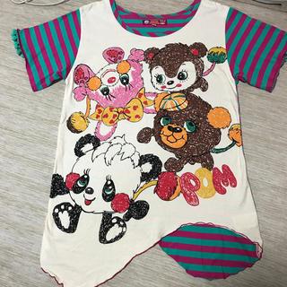 グラグラ(GrandGround)のグラグラ★TシャツM 160~165 婦人(Tシャツ/カットソー)