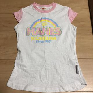 ヘインズ(Hanes)のHANES Tシャツ 140(Tシャツ/カットソー)