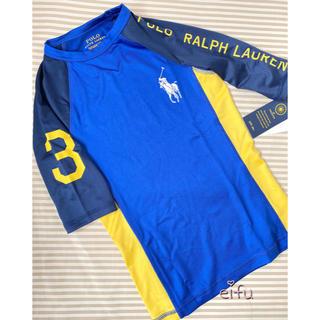 ラルフローレン(Ralph Lauren)の新品 ラルフローレン 水着 ラッシュガード 140センチ(水着)