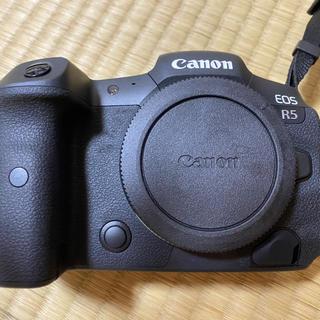 Canon - Canon EOS-R5 キャノンミラーレス一眼 フルサイズ