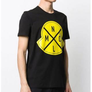 モンクレール(MONCLER)の新品MONCLER ロゴTシャツ(Tシャツ/カットソー(半袖/袖なし))