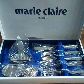 マリクレール(Marie Claire)の新品 マリクレール フォーク スプーン他セット(カトラリー/箸)