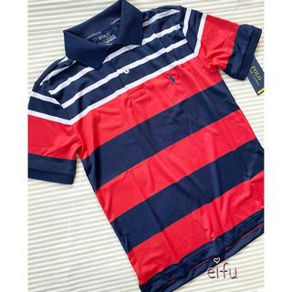 ラルフローレン(Ralph Lauren)の新作 ラルフローレン ポロシャツ 半袖 薄い 140(Tシャツ/カットソー)