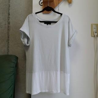 アンタイトル(UNTITLED)の美品 アンタイトル ブラウス(シャツ/ブラウス(半袖/袖なし))