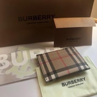 バーバリー(BURBERRY)の【値下げ】BURBERRY コインケース(コインケース)