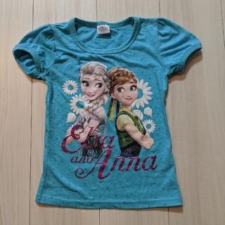 アナと雪の女王 - アナと雪の女王 ティシャツ120センチ
