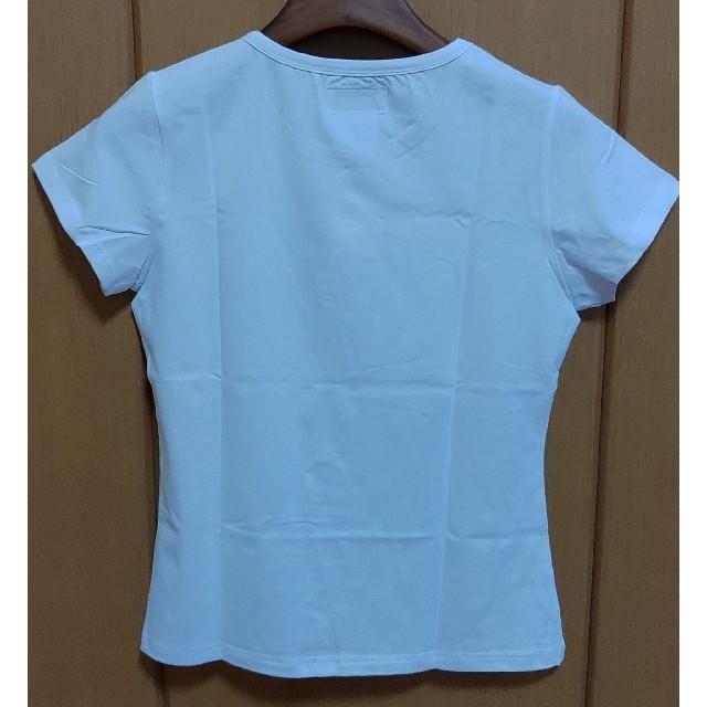 agnes b.(アニエスベー)のアニエスベー Agnes b Tシャツ レディース Sサイズ ホワイト レディースのトップス(Tシャツ(半袖/袖なし))の商品写真
