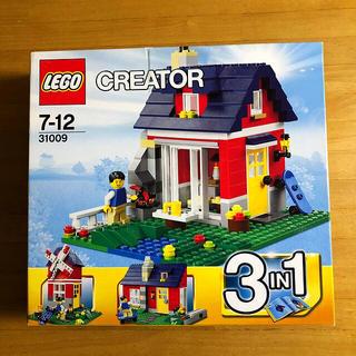 Lego - レゴ   LEGO   31009  コテージ