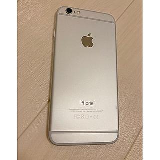 アイフォーン(iPhone)のiphone6 シルバー16GB(美品)(スマートフォン本体)