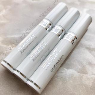 ディオール(Dior)の【ミニ3個】ディオールショウ マキシマイザー3D 1日2回の使用で強い睫毛へ(まつ毛美容液)