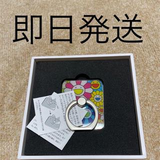村上隆 Flower Smartphone Ring スマホ リング(その他)
