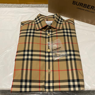 BURBERRY - BURBERRY シャツ ノバチェック