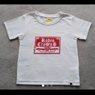 ロデオクラウンズ(RODEO CROWNS)のRODEO CROWNS Tシャツ 95-105cm Sサイズ(Tシャツ/カットソー)