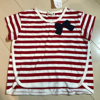 ブランシェス(Branshes)の新品 キッズ Tシャツ(Tシャツ/カットソー)