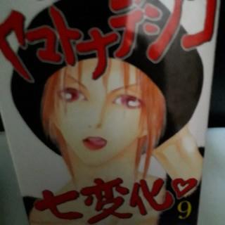 ヤマトナデシコ七変化 9(少女漫画)
