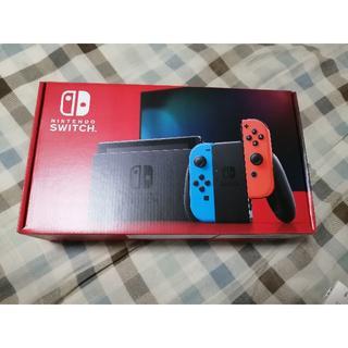 Nintendo Switch ネオンカラー(家庭用ゲーム機本体)