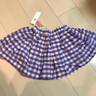 グローバルワーク(GLOBAL WORK)の新品 キッズ スカート(スカート)