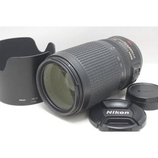 ニコン(Nikon)のニコン AF-S 70-300mm F4.5-5.6 G ED VR(レンズ(ズーム))