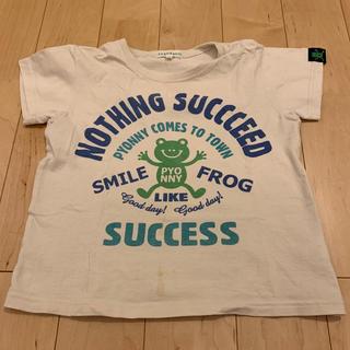 サンカンシオン(3can4on)の3can4on 半袖Tシャツ 110cm 男児(Tシャツ/カットソー)