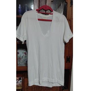 ジョンリンクス(jonnlynx)のjonniyox  ティーシャツ  オフホワイトM(Tシャツ(半袖/袖なし))