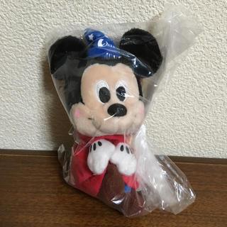 ミッキーマウス(ミッキーマウス)のディズニー ミッキー ぬいぐるみ マスコット 90周年 アニバーサリー(キャラクターグッズ)