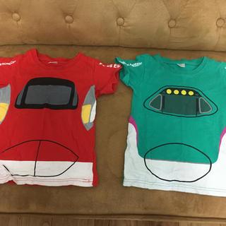 ジェイアール(JR)のはやぶさ  こまち  tシャツ  100 (Tシャツ/カットソー)