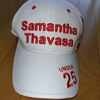 サマンサタバサ(Samantha Thavasa)のサマンサタバサ限定ゴルフキャップ(キャップ)