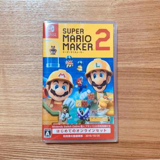 ニンテンドースイッチ(Nintendo Switch)のSwitch⭐︎ スーパーマリオメーカー 2 ⭐︎(家庭用ゲームソフト)