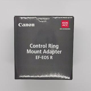 Canon - 【新品】Canon コントロールリング マウントアダプター EF-EOS R