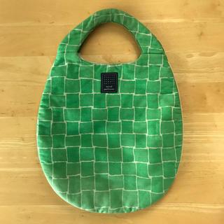 ミナペルホネン(mina perhonen)のミナペルホネン basket エッグバッグ(ハンドバッグ)