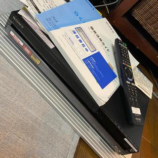 SONY - SONYブルーレイディスクDVDレコーダーBDZ-RX35ジャンク品