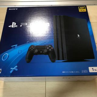 プレイステーション4(PlayStation4)のSONY PlayStation4 Pro 本体 CUH-7200BB01(家庭用ゲーム機本体)