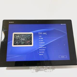 エクスペリア(Xperia)のnami様専用SONY Xperia Z2 Tablet SGP512 ブラック(タブレット)