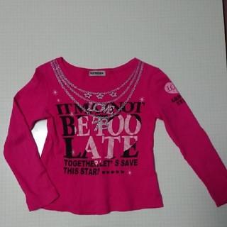 140サイズ ロンT(Tシャツ/カットソー)